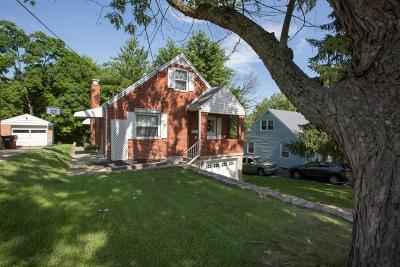 Delhi Twp Single Family Home For Sale: 463 Leath Avenue