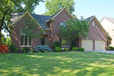 Blue Ash Single Family Home For Sale: 10120 Zig Zag Road
