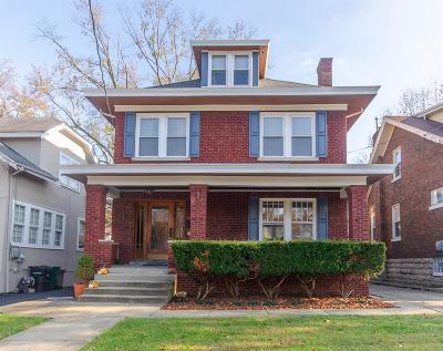 Cincinnati Single Family Home For Sale: 3642 Brentwood Avenue
