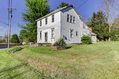 Adams County, Brown County, Clinton County, Highland County Single Family Home For Sale: 58 First Street