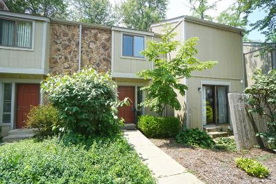 Blue Ash Condo/Townhouse For Sale: 9827 Timbers Drive