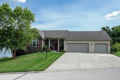 Lawrenceburg Single Family Home For Sale: 136 Crossbow Trail