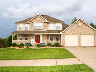 Lawrenceburg Single Family Home For Sale: 1853 Pacific Place