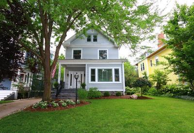 Cincinnati Single Family Home For Sale: 1221 Halpin Avenue