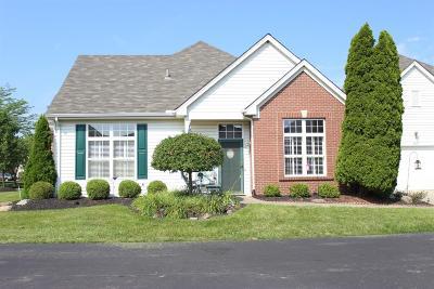 Mason Condo/Townhouse For Sale: 3804 Sandtrap Circle
