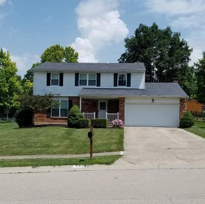 Fairfield Single Family Home For Sale: 2050 Spyglass Hill Court