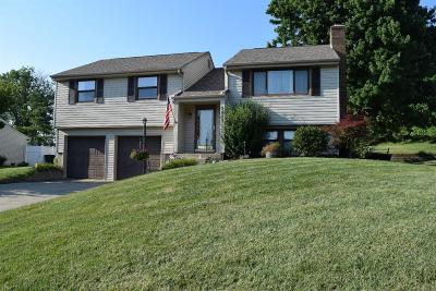 Green Twp Single Family Home For Sale: 5828 Cedaridge Drive