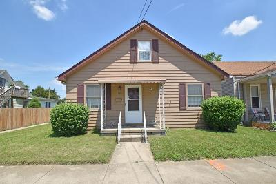 Harrison Single Family Home For Sale: 703 E Broadway Street