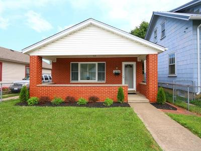 Hamilton Single Family Home For Sale: 1256 Western Avenue
