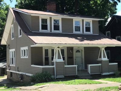 Highland County Single Family Home For Sale: 395 E Main Street