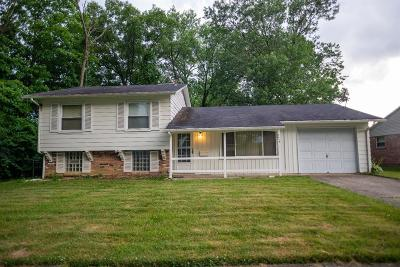 Colerain Twp Single Family Home For Sale: 8453 Sunlight Drive