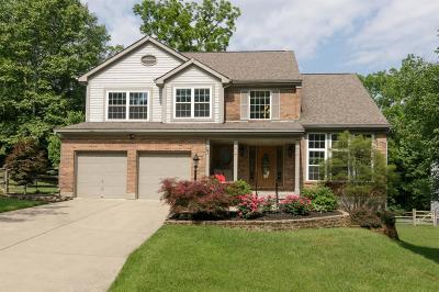 Fairfield Single Family Home For Sale: 3340 Woodside Drive