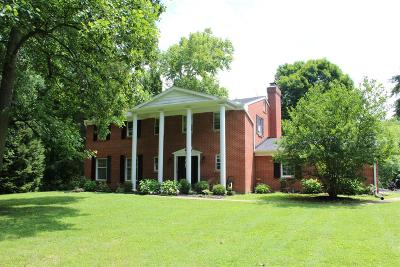 Clermont County Single Family Home For Sale: 1282 Fagins Run Road