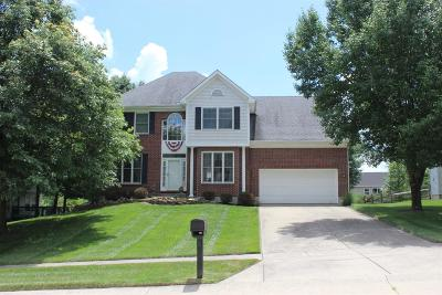 Lebanon Single Family Home For Sale: 761 Lake Forest Drive