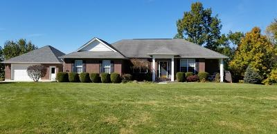 West Harrison Single Family Home For Sale: 5021 Lookout Drive