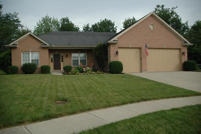 Liberty Twp Single Family Home For Sale: 4670 Logsdons Meadow Drive
