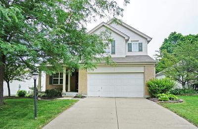 Hamilton Single Family Home For Sale: 908 Pineneedle Place