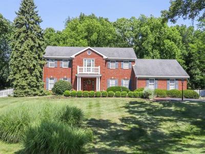 Hamilton County Single Family Home For Sale: 814 Kingfisher Lane