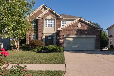 Liberty Twp Single Family Home For Sale: 7733 Brightfield Court