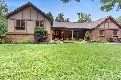 Whitewater Twp Single Family Home For Sale: 10887 Sand Run Road