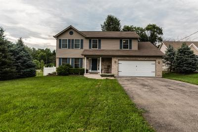 Brown County Single Family Home For Sale: 609 Lorelei Drive