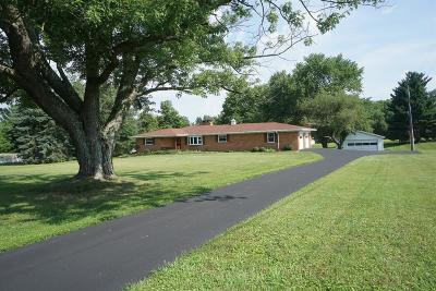 Clermont County Single Family Home For Sale: 1058 St. Rt. 131