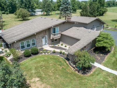 Warren County Single Family Home For Sale: 2274 Pekin Road