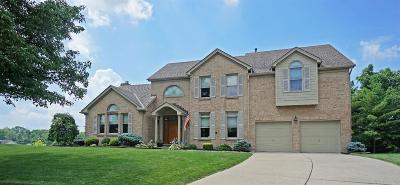 Fairfield Single Family Home For Sale: 175 Pinnacle Peak Drive