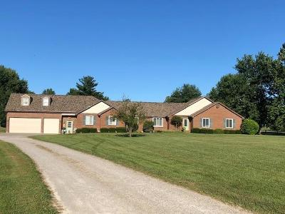 Single Family Home For Sale: 1472 Hart Road