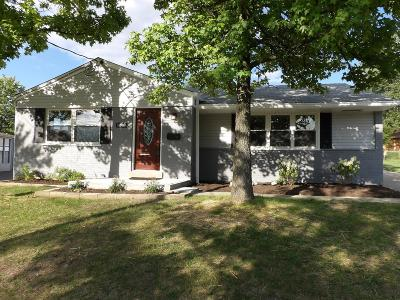 Single Family Home For Sale: 10890 Lemarie Drive