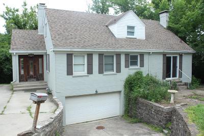 Cincinnati OH Single Family Home For Sale: $242,000