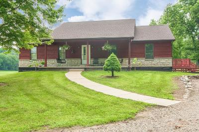 Preble County Single Family Home For Sale: 11096 S County Road 227