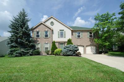 Warren County Single Family Home For Sale: 5119 Clovercrest Court