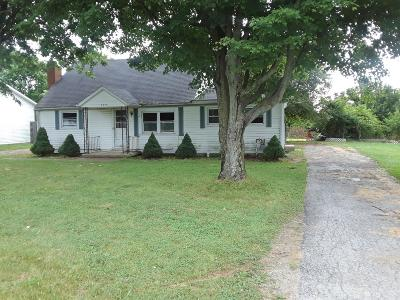 Adams County, Brown County, Clinton County, Highland County Single Family Home For Sale: 12292 Cameron Drive