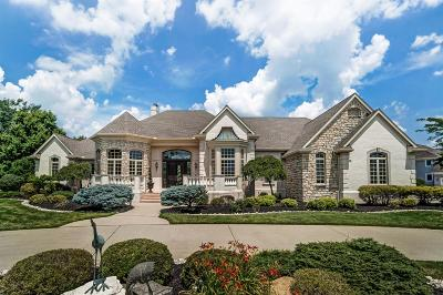 Mason Single Family Home For Sale: 6842 Ross Lane