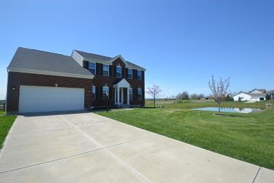 Liberty Twp Single Family Home For Sale: 6111 Royal Garden Court