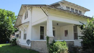 Adams County, Brown County, Clinton County, Highland County Single Family Home For Sale: 101 Doan Street