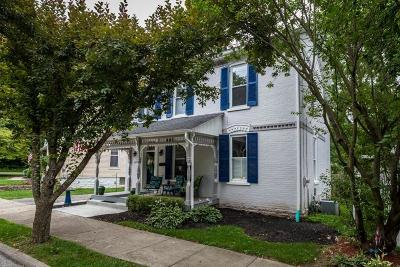 Cincinnati Single Family Home For Sale: 256 Twain Avenue