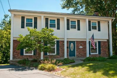 Colerain Twp Single Family Home For Sale: 4102 Ascot Court