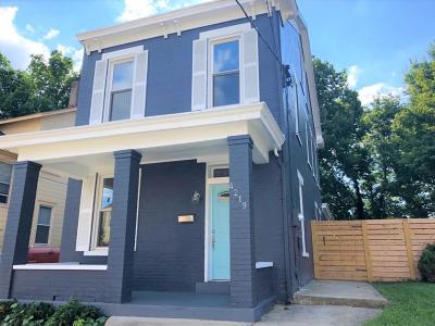 Cincinnati Single Family Home For Sale: 4219 Kirby Avenue