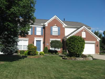 Clermont County Single Family Home For Sale: 5914 Milburne Drive