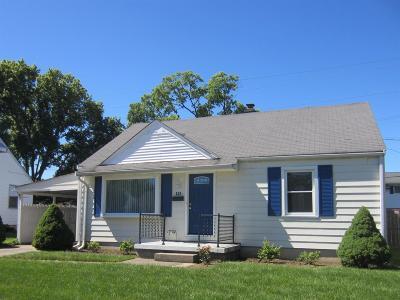 Hamilton Single Family Home For Sale: 138 Winston Drive