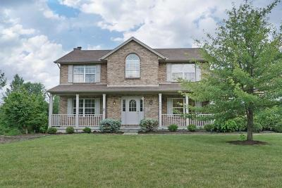 Liberty Twp Single Family Home For Sale: 6374 S Snowmass Drive