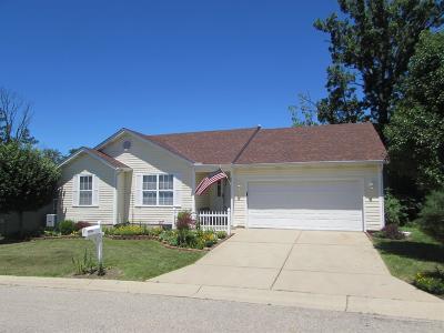 Hamilton Single Family Home For Sale: 26 W Persimmon Drive