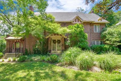 Cincinnati Single Family Home For Sale: 1027 Valley Lane