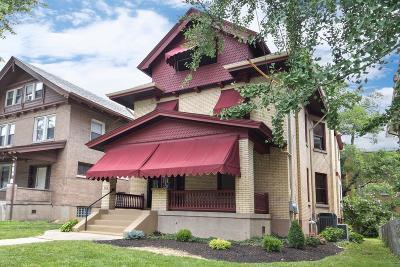 Cincinnati Single Family Home For Sale: 3314 Ormond Avenue