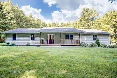 Warren County Single Family Home For Sale: 6863 St Rt 123