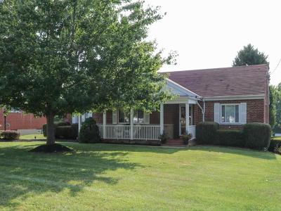 Colerain Twp Single Family Home For Sale: 8254 Cheviot Road