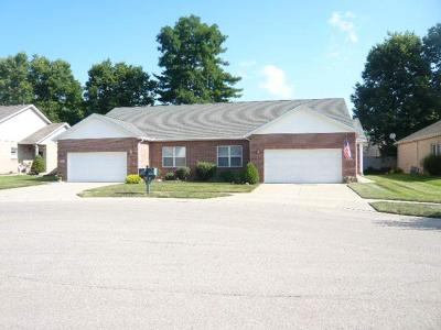 Fairfield Single Family Home For Sale: 330 Lauryn Meadows Court