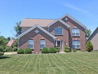 Hamilton Single Family Home For Sale: 8145 Acorn Trail